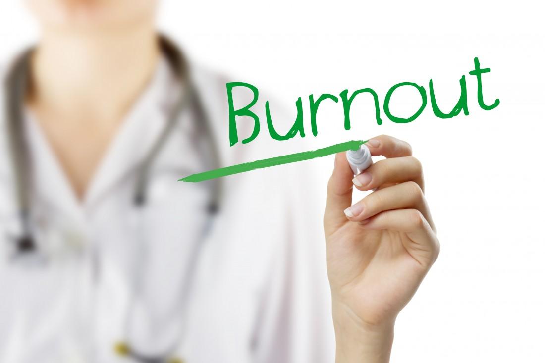 burnout lead graphic