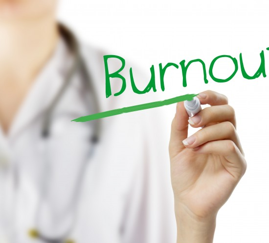 burnout lead graphic